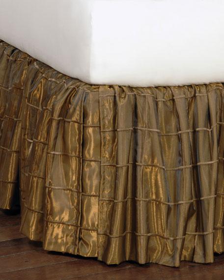 King Barrington Veneta Dust Skirt