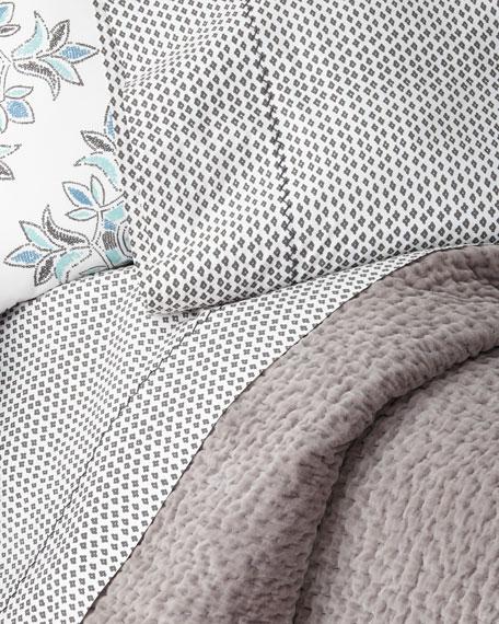 Two Standard Tikki Pillowcases