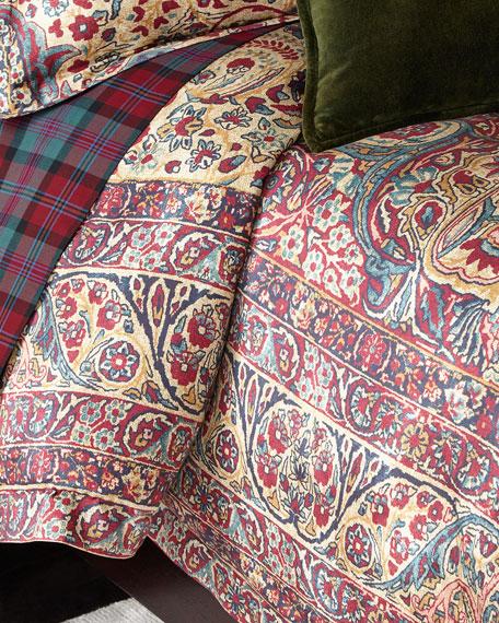 Ralph Lauren Home King Bohemian Muse Larson Duvet Cover