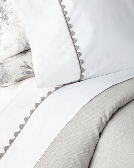 Two King Roma Pillowcases