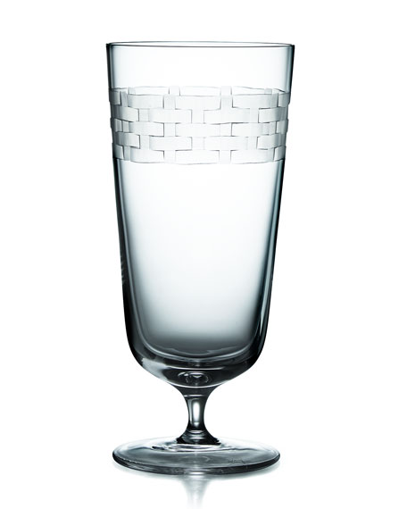 Palm Iced-Tea Glass