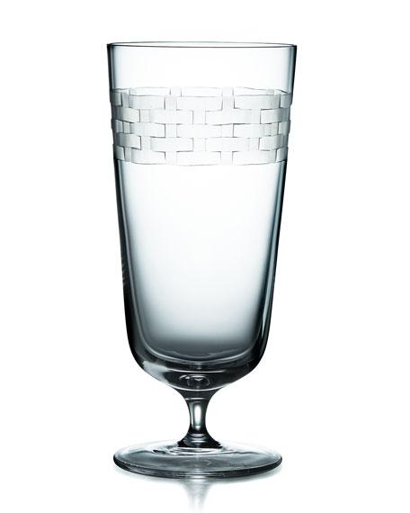 Palm Iced-Tea Glass