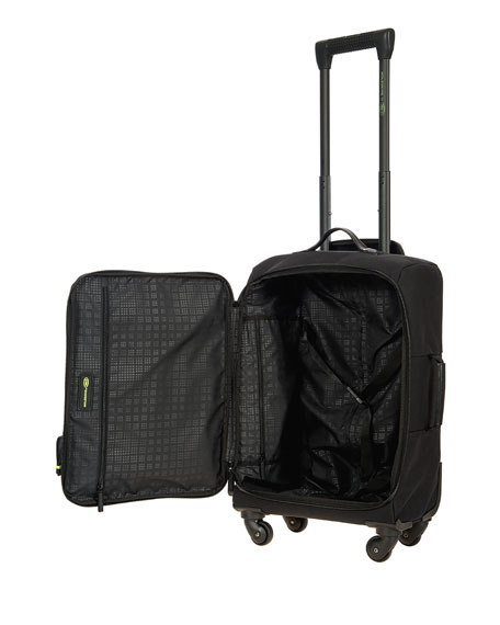 "22"" Nylon Spinner Luggage"
