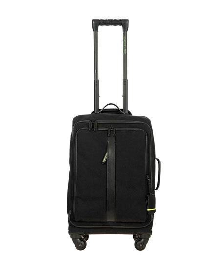 "22"" Nylon Spinner Luggage"