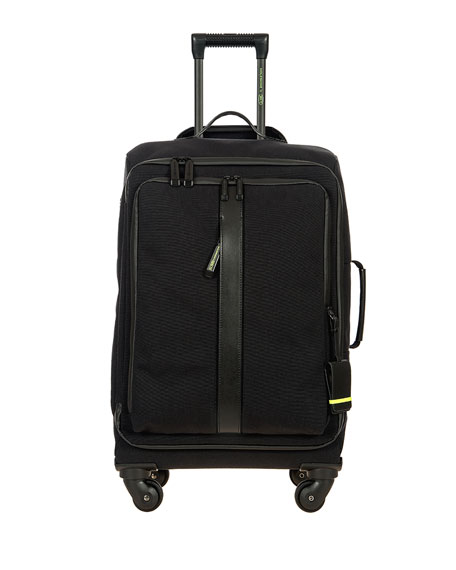 "30"" Nylon Spinner Luggage"