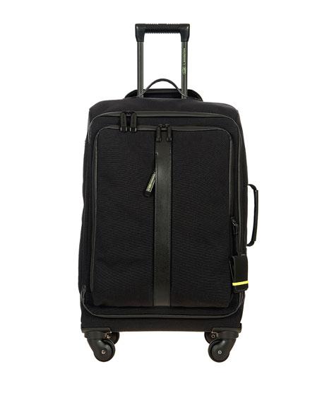 "30"" Nylon Spinner Luggage"