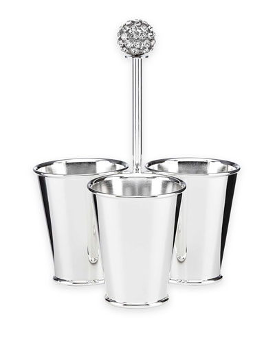 Two of a Kind Condiment Server