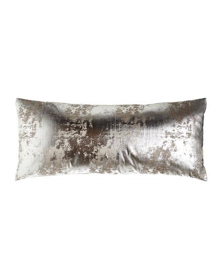 "Chrome Pillow, 15"" x 35"""