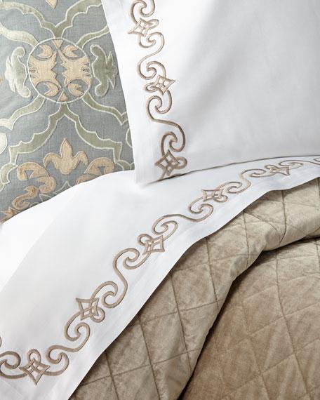 Lili Alessandra Two King Mozart Pillowcases