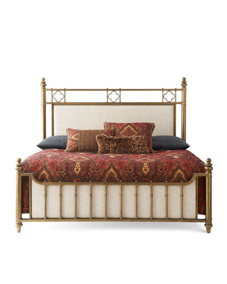 Carly King Bed