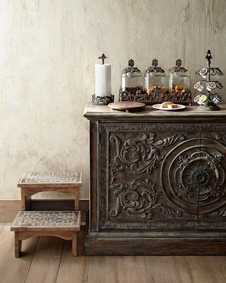 Cool Wood Metal Step Stool Machost Co Dining Chair Design Ideas Machostcouk