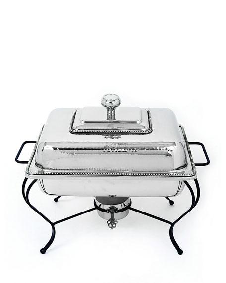 6quart rectangular chafing dish - Chaffing Dish