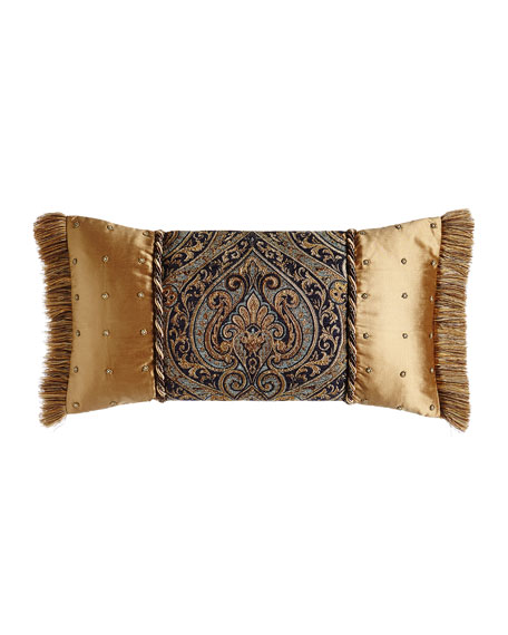 "Beauville Pillow, 12"" x 23"""