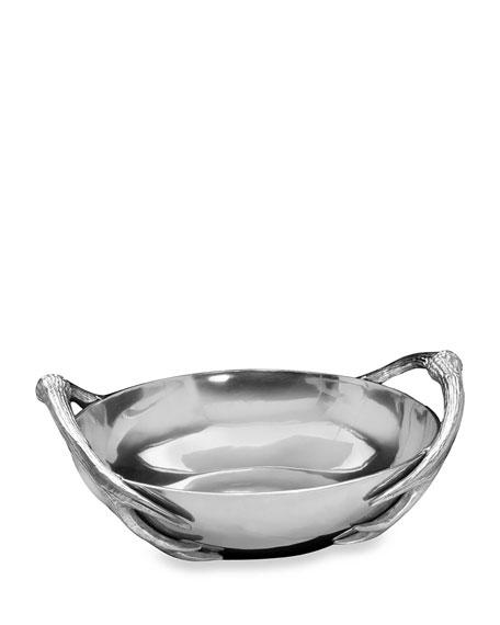 Antler Large Bowl