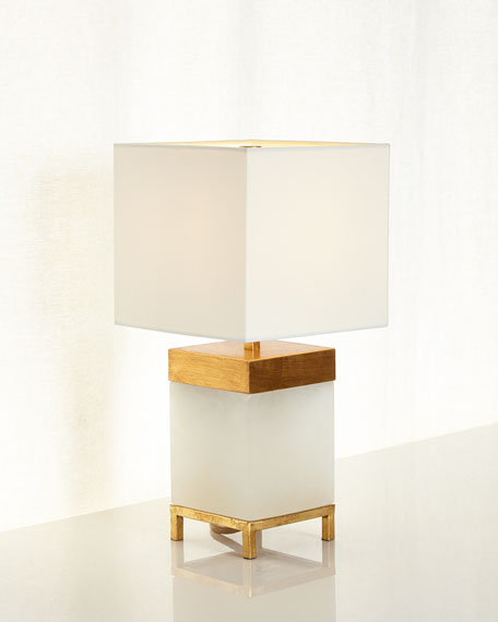 Jillian Alabaster Lamp
