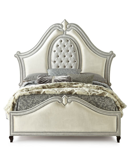 Anastasia Queen Bed