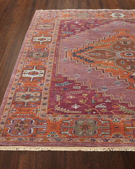 "Point Noble Rug, 3'9"" x 5'9"""