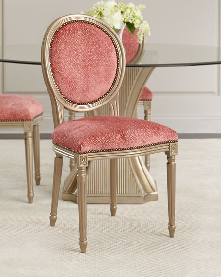 Serena Rouge Dining Chair