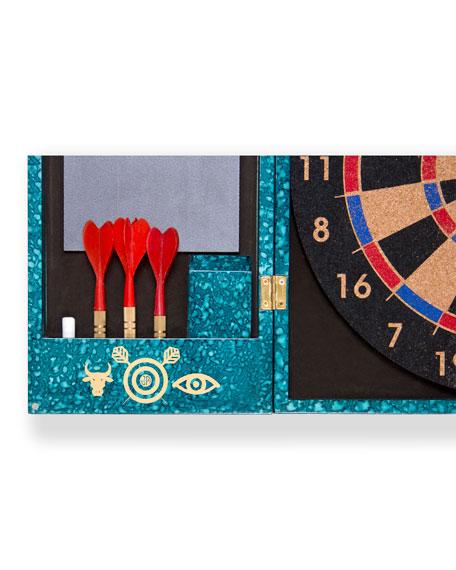 Toulouse Dartboard Set