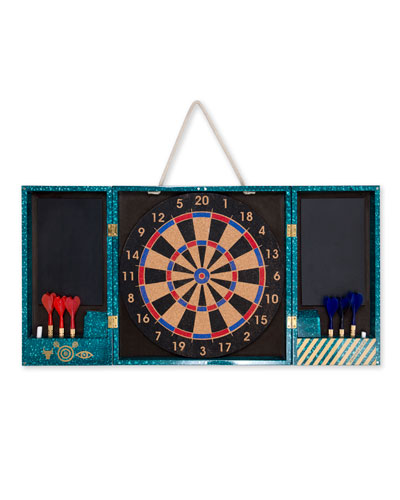 Toulouse Dartboard Set