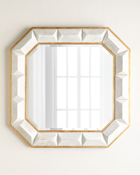 Kelton Square Mirror