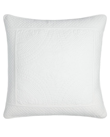 Marseilles Extra-Large European Pillow, 28