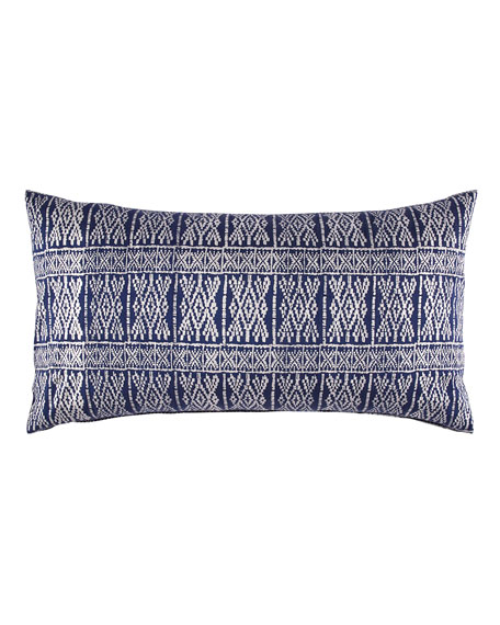 "Taraz Bolster Pillow, 17"" x 32"""