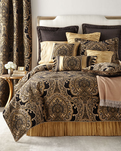 King Valour 3-Piece Comforter Set