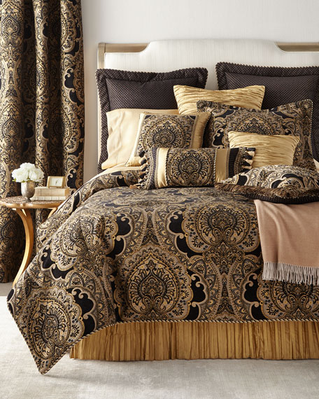 King Valour 3-Piece Comforter Set