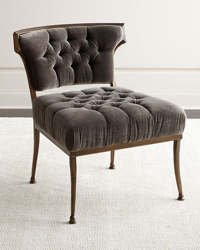 Omni Tufted Accent Chair