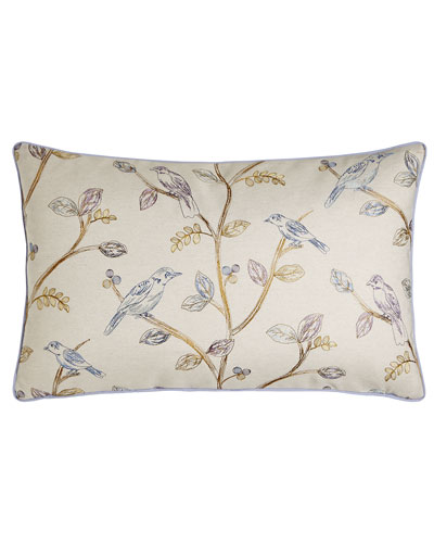 Suki Bird Pillow, 15