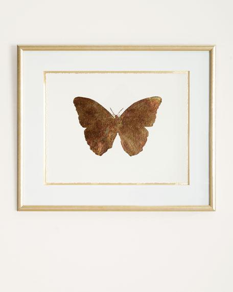 """""""Shimmering Butterfly IV"""" Artwork"""