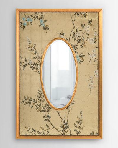 Blossom I Mirror