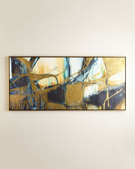 """Awash I"" Giclee on Canvas Wall Art"