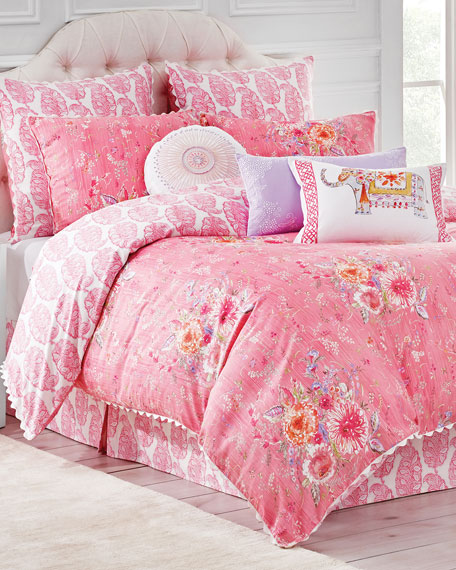 Full/Queen Amara 3-Piece Comforter Set