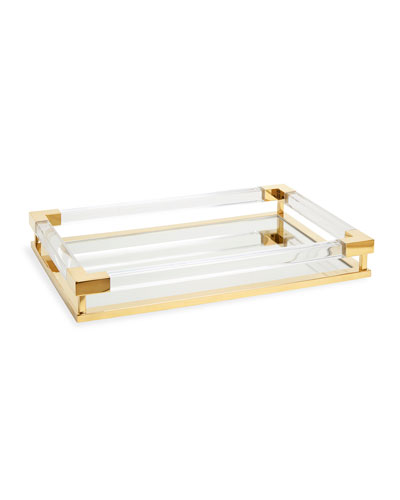 Jacques Golden Tray