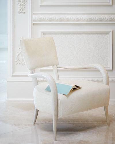 Belle Star Hairhide Chair