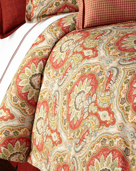 King Grand Palais Duvet Cover