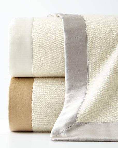 King Serena Cashmere Blanket