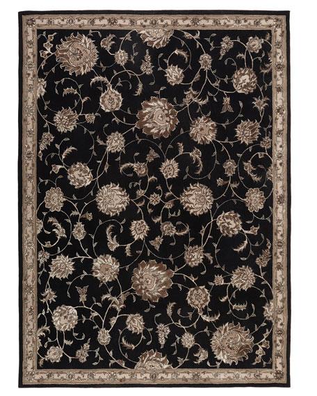 Black Beauty Rug, 10' x 13'