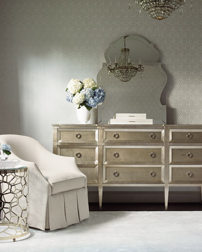 Italian Dressing 9-Drawer Dresser