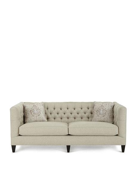 Brooks Tufted Sofa