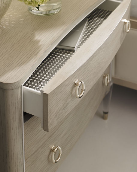 Redford 3-Drawer Chest