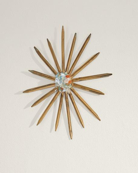 Medium Gemstone Aura Wall Decor