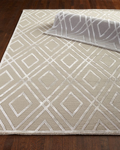 JEWEL POINT RUG 8X10
