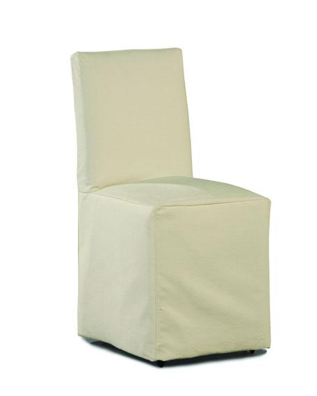 Blue Bennett Outdoor Dining Side Chair
