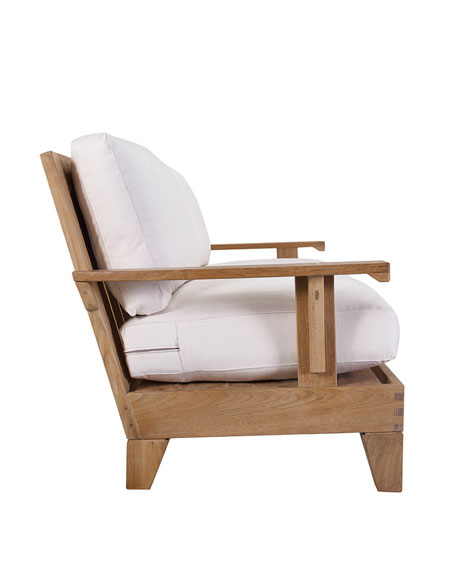 Saranac Outdoor Lounge Chair