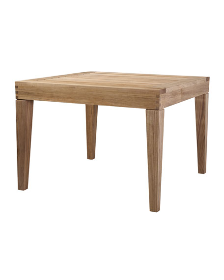 Saranac Square Outdoor Dining Table