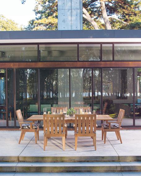 Saranac Extension Dining Table