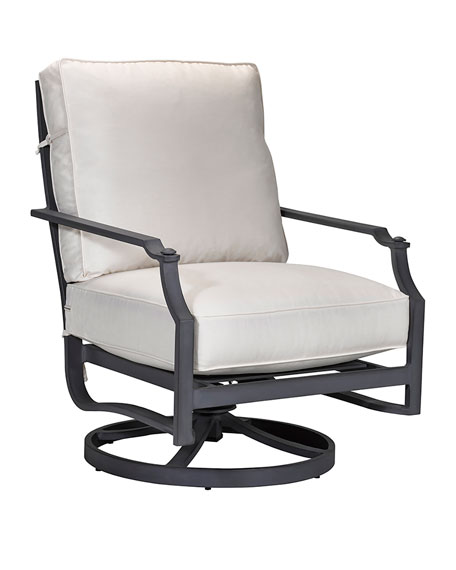 Raleigh Swivel Rocking Lounge Chair